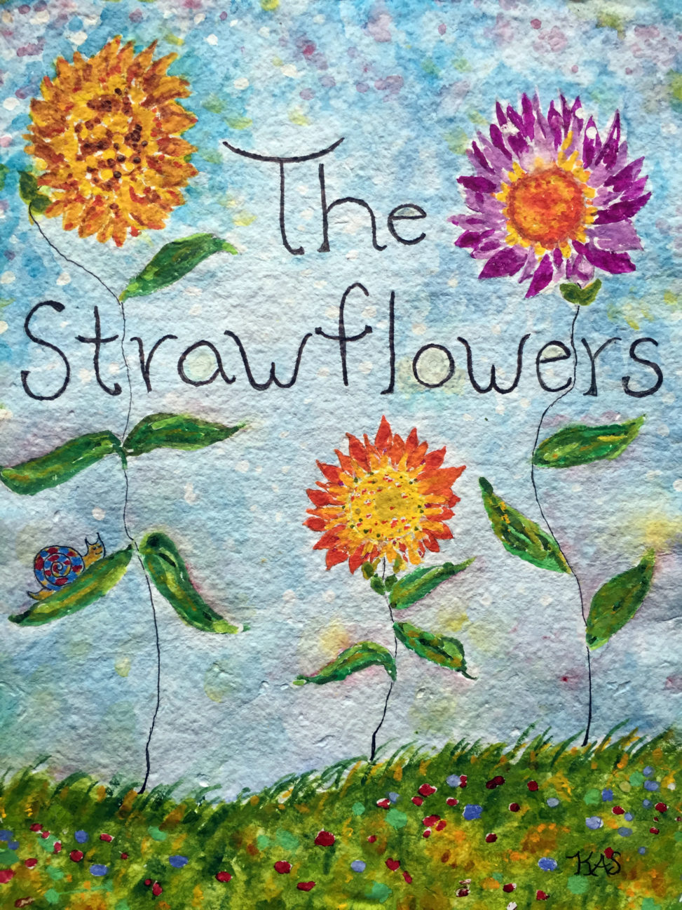 The strawflowers toby tellier the strawflowers mightylinksfo